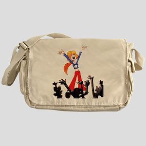 Suffrage Messenger Bag