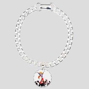 Suffrage Charm Bracelet, One Charm