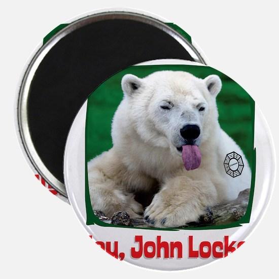 polarbeartongue Magnet