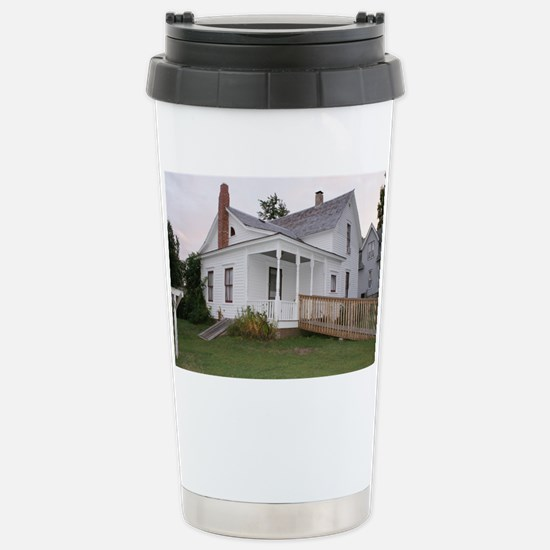 Villisca by Chad Stainless Steel Travel Mug