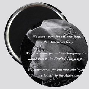 teddy_roosevelt_QUOTE Magnet