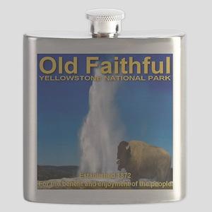 Old_faithful_bison Flask