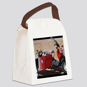 001 Canvas Lunch Bag