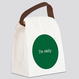 easy Canvas Lunch Bag