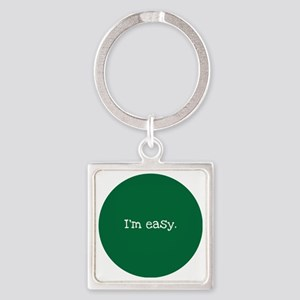 easy Square Keychain