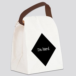 hard Canvas Lunch Bag