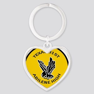 TX-081 Heart Keychain