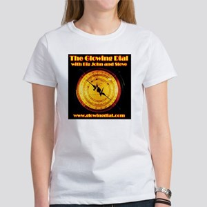 The Glowing Dial_page type logo (1 Women's T-Shirt