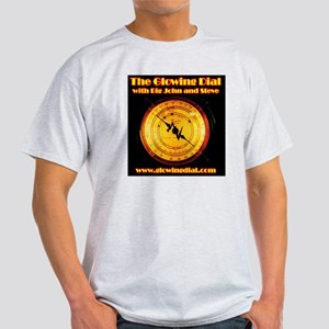 The Glowing Dial_page type logo (10x Light T-Shirt