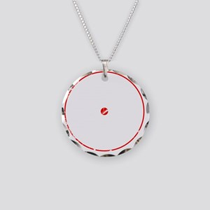 PWCred Necklace Circle Charm