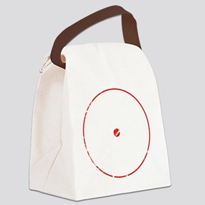 PWCred Canvas Lunch Bag
