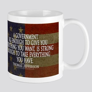 5x3_jefferson_big_govt_01 Mugs
