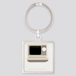 Id Hit That2 Square Keychain