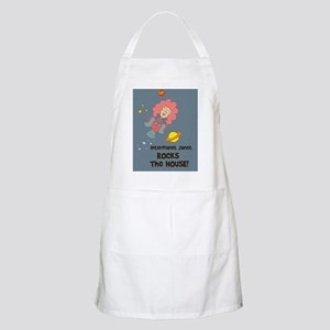 SR interplanet janet colored Apron