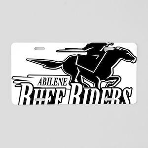 RuffRiders Aluminum License Plate