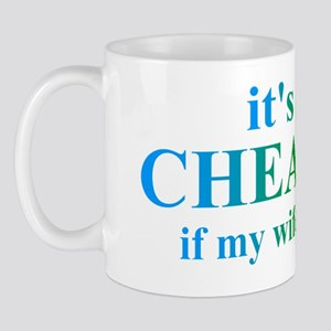 Cheating Wife Mug