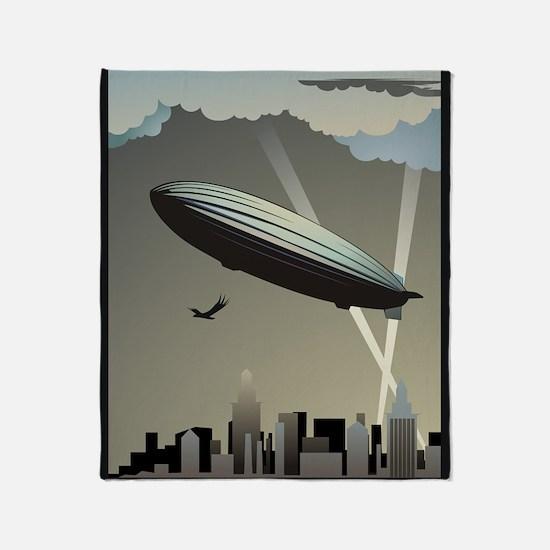 Zeppelin Skyline Blanket