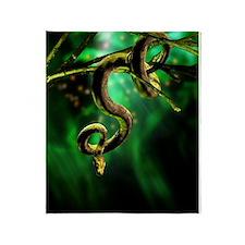 Python Snake Blanket