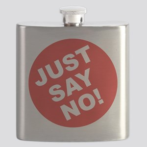 JUST-SAY-NO Flask