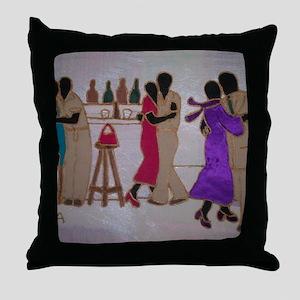 lastdance4 Throw Pillow