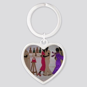 lastdance4 Heart Keychain