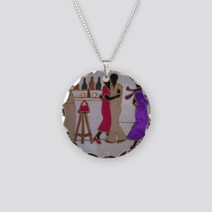 lastdance4 Necklace Circle Charm