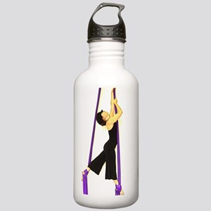 purple standing2 Stainless Water Bottle 1.0L