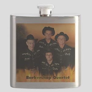 postcardZazzle Flask
