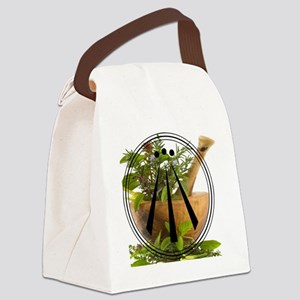 herbaldruidCP1 Canvas Lunch Bag
