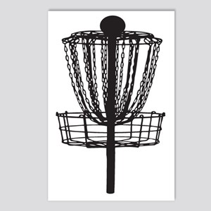 DG Basket Postcards (Package of 8)