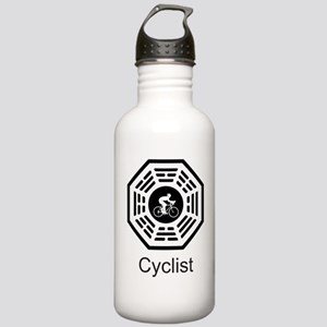2-Cycling_women Stainless Water Bottle 1.0L