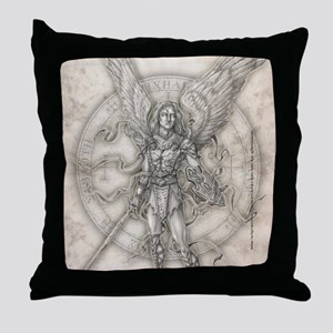 MichaelSquare Throw Pillow