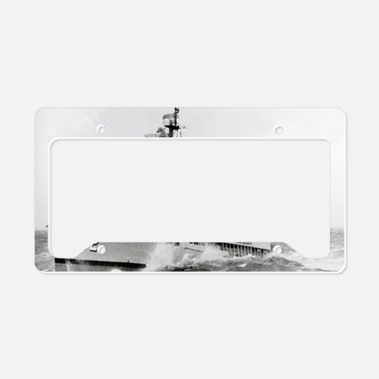 vogelgesang large framed prin License Plate Holder