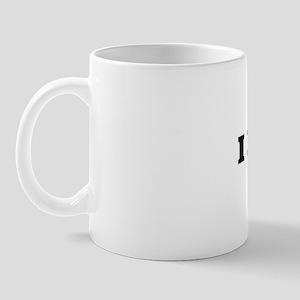I like choc straw Mug