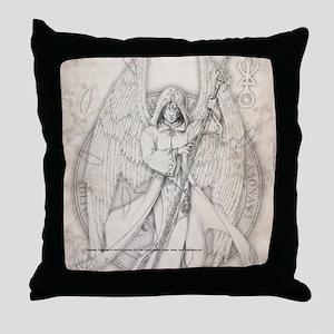 RaphaelSquare Throw Pillow