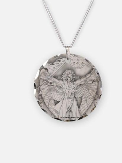 UrielSquare Necklace