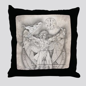 UrielSquare Throw Pillow
