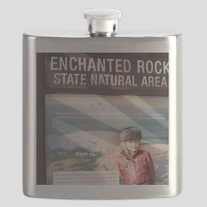 enchanted.rock.WE_THOMAS Flask