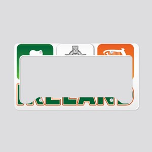 IRELAND Aa License Plate Holder