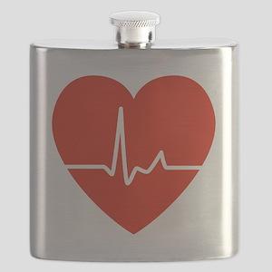 HeartBeatsRed Flask