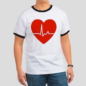 HeartBeatsRed Ringer T