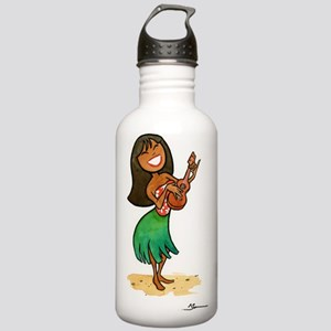 MahaloGirl002 Stainless Water Bottle 1.0L