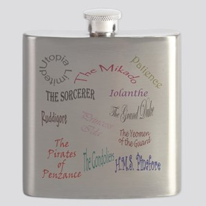 shows Flask