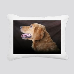 Linus hat Rectangular Canvas Pillow