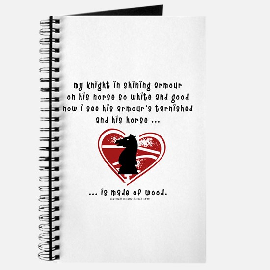Knight in Shining Armour Journal