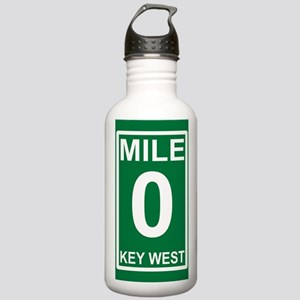 5-milezerorectanglesti Stainless Water Bottle 1.0L