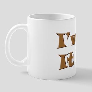 Lethal Whites Have It Ruff Mug