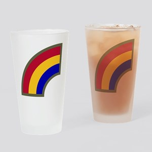 42nd Infantry Division Drinking Glass