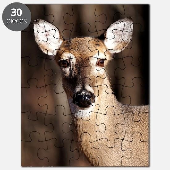 Whitetail Deer Doe Puzzle
