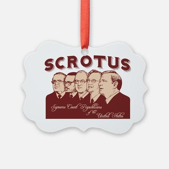 scrotus-LTT Ornament